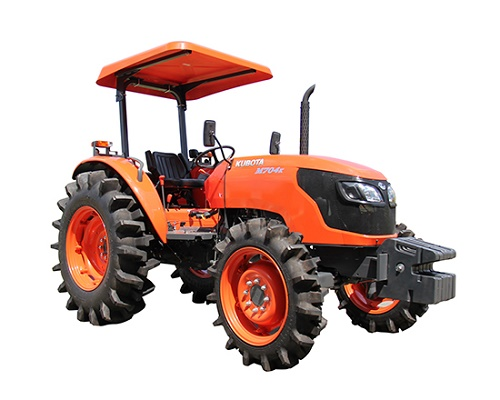 May Cay Kubota M704k